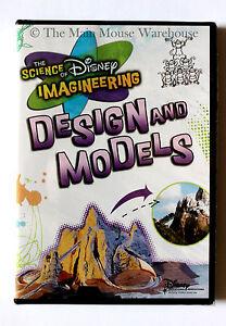 The-Science-of-Imagineering-DESIGN-amp-MODELS-Disney-Imagination-Engineer-Edu-DVD