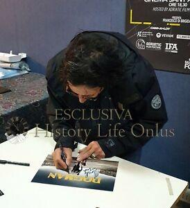 Marcello-Fonte-Dogman-Foto-Autografata-Original-Signed-Autografo-Cinema