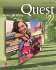 Quest: Reading and Writing by Laurie Blass (Paperback, 2006)