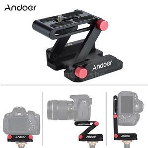 Image Is Loading Z Type Desktop Camera Tripod Stand Flex Pan