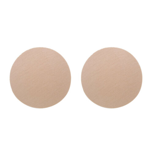 4pcs Reusable Cotton Non-Adhesive Nipple Breast Cover Invisible Bra Pads Pasties