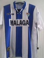 Malaga CF 1998-1999 Home Football Shirt Size Adult Medium /40852