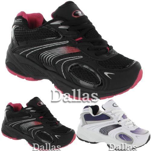 Baskets Femme Femme Filles Sports Running Gym Jogging casual trainer taille 3-8