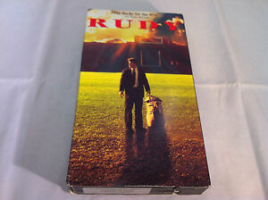 TriStar-Pictures-034-Rudy-034-Starring-Sean-Astin-VHS
