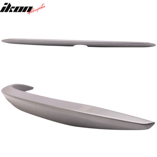 Fits 13-16 Honda Accord OE Trunk Spoiler Painted #NH830M Lunar Silver Metallic