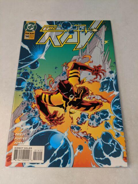 The Ray #14 - July 1995 - DC Comics