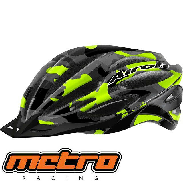 AIROH EAGLE MIMETIC BICYCLE HELMET ON ROAD OFF ROAD WENTILATED XS-XL