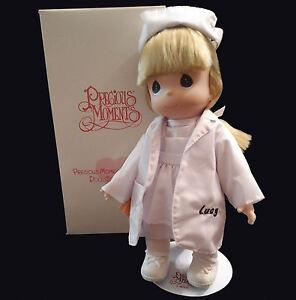 precious moments soft doll 12 nurse lucy 1415a ebay