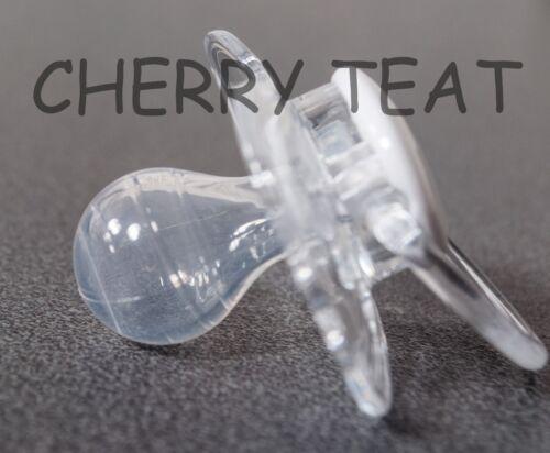 licorne Personnalisé Dummy Sucette Anneau de dentition tous les tétines tailles et couleurs