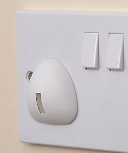,, Clippasafe Double Socket Protector Electric Plug Cover Baby Child Safety Box
