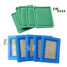 5X Luftfilter für Briggs /& Stratton 491588S 5043B 5043D 399959 3364FTFT