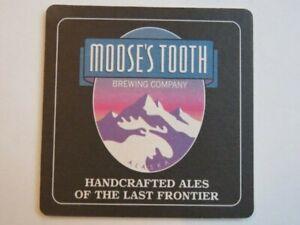 Bière dessous de Verre ~ MOOSE'S Dent Brewing Co Polar Blonde- Plus ~ Anchorage- GpNdvrFw-09091711-619602207