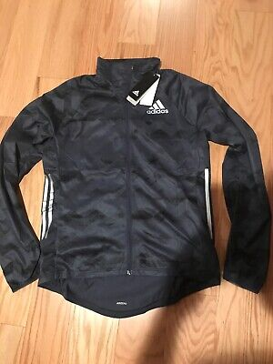 Men/'s Adidas Adizero Track Running Jacket New CE0358 Size M XL /& XXL