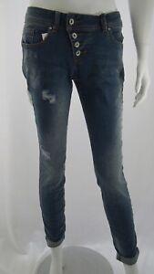 Buena Vista Jeans Malibu Stretch Destroy Item-No. 2012-J5001-300 Jeans New
