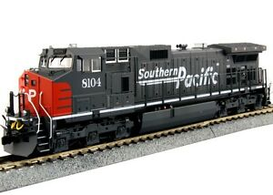Kato-37-6630-HO-Scale-GE-C44-9W-Southern-Pacific-Locomotive-RTR-New-Release
