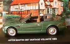 ASTON MARTIN DB7 VANTAGE VOLANTE 1993 EDISON EG 1/43 VERTE GREEN VERDE