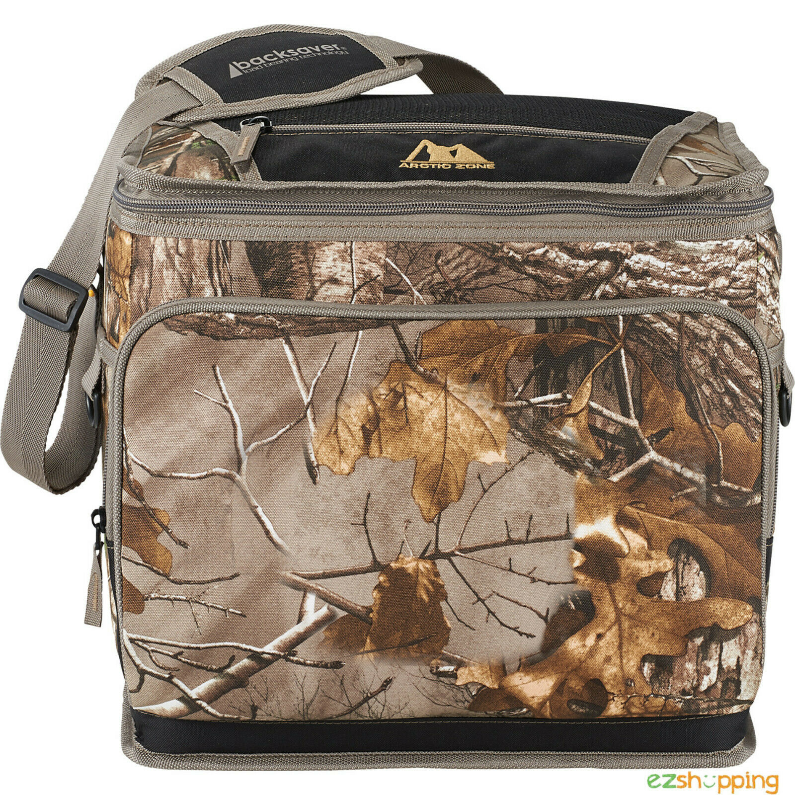 New Arctic Zone Realtree Camo 36 Can Cooler Sport Travel Picnic Bag Free Ship