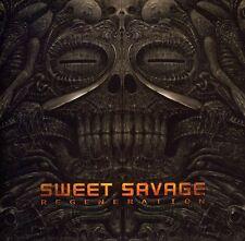 Regeneration - Sweet Savage (2011, CD NEU)