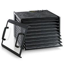 New Excalibur Food Dehydrator 9-Tray Clear Door w/ Timer 3926TCDB 600 Watts
