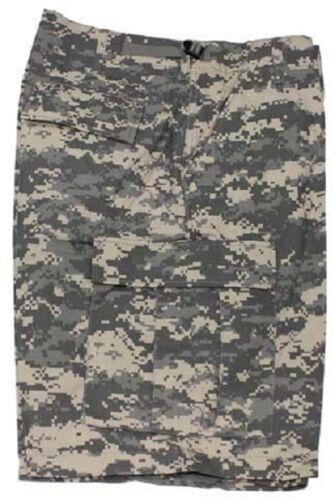 Us acu BDU Cotton cargo bermudas UCP Army shorts pantalones brevemente digital m bolsillo lateral