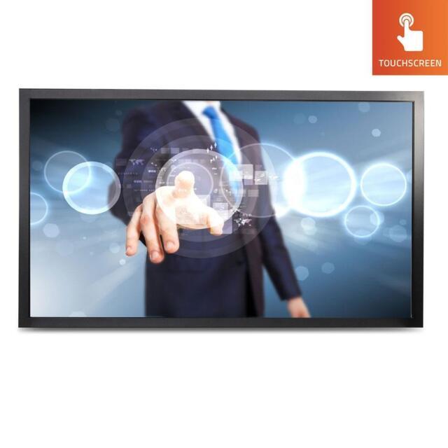 """NEC MultiSync X552S Präsentations TV 138,8cm 54,5"""" FULL HD Multitouch HDMI NEU"""