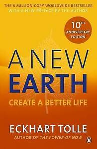 A-New-Earth-Create-a-Better-Life-by-Eckhart-Tolle-Paperback-New-Book