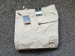 Pentagon BDU 2.0 Pants Tactical Mens Cargo Patrol Combat Uniform Trousers Khaki