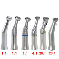 Dental 11 41 201 Reduction Low Speed Contra Angle Handpiece E Type Fit Nsk