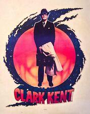 '78 Clark Kent alter ego DC Comic Superman Christopher Reeve VTG t-shirt iron-on