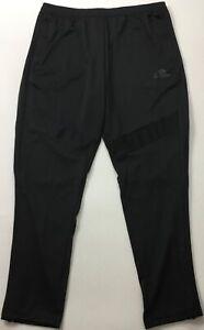 "Adidas Mens 31"" Tiro 19 Training Pants DZ8765 Black Size S"