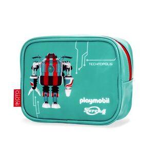 Trousse de toilette petit modèle Technopolis - Playmobil Super 4 | eBay