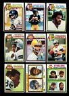 1979 TOPPS FOOTBALL COMPLETE SET MINT *INV0218-088