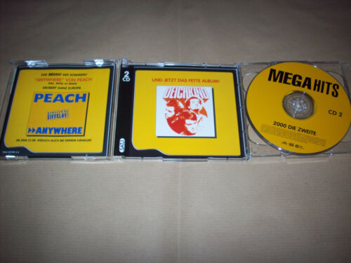 1 von 1 - Mega Hits 2000 Die Zweite