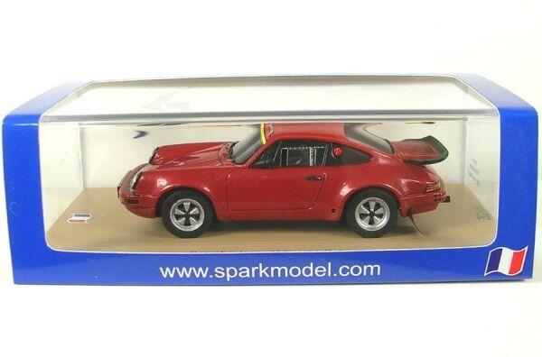 Porsche Tipo 953 Jacky Ickx - Dakar Test 1984