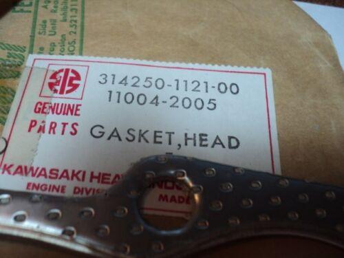 KAWASAKI GENERATOR HEAD GASKET OEM 11004-2016,11004-2005,11004-2121 KG 1500 1600