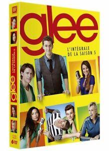 Glee-L-039-integrale-de-la-Saison-5-DVD-NEUF