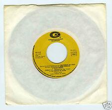45 RPM SP OST PROMO RENE KOERING MARTINHO DA VILA TRAITEMENT DE CHOC