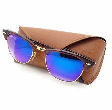 aad5d3cc54 item 2 Ray Ban Clubmaster 3016 990 7Q Red Havana Gold Blue Fade Mirror New  Authentic -Ray Ban Clubmaster 3016 990 7Q Red Havana Gold Blue Fade Mirror  New ...