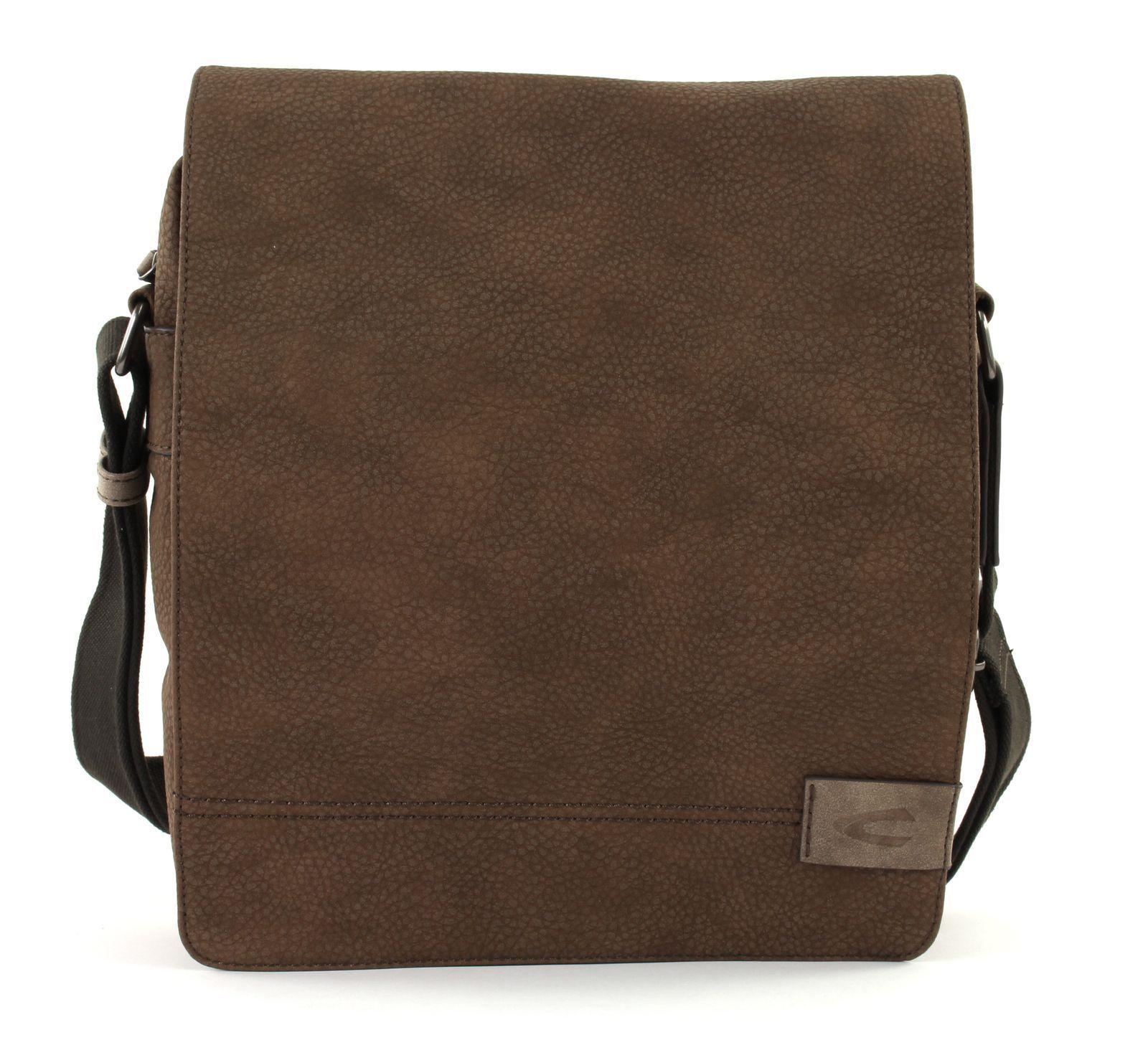 Camel active Saigon Shoulderbag L Umhängetasche Tasche grau Grau Neu | Bevorzugtes Material  | Kostengünstig  | Sale Online Shop