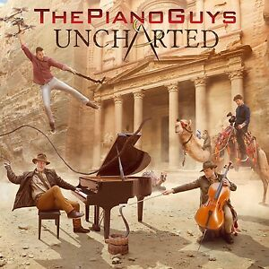 The-piano-guys-uncharted-Deluxe-version-CD-DVD-2-CD-NEUF