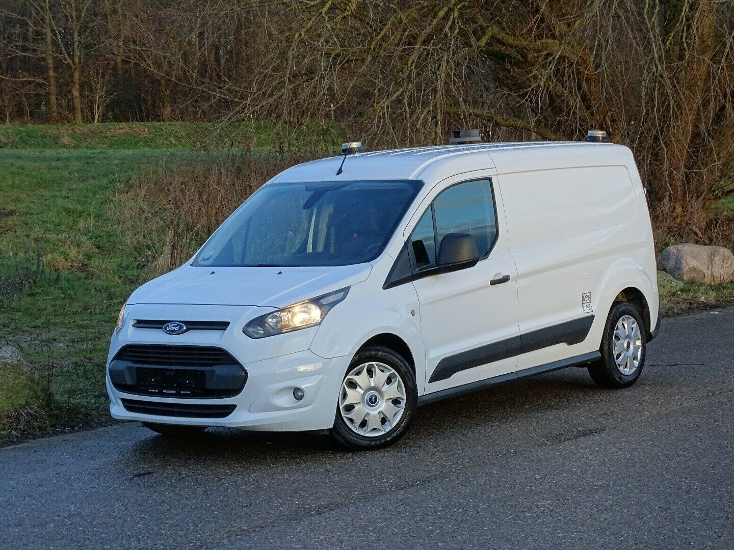 Ford Transit Connect Billede 3