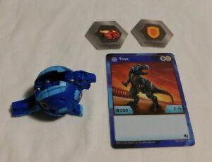 BAKUGAN Battle Brawlers Planet AURELUS HYDRANOID ULTRA Bakucores Card B200