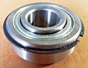 "Premium New 7512DLG Single Row Ball Bearing 3/4"" Bore w/ Snap Ring, Chevron Grea"