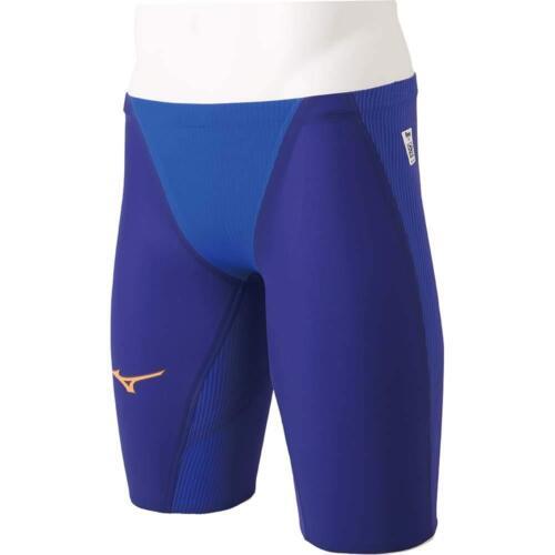 MIZUNO Swimsuit Men GX SONIC IV 4 MR FINA N2MB9002 Blue Size XS EMS w// Tracking