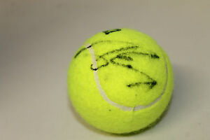 FERNANDO-VERDASCO-HAND-SIGNED-TENNIS-BALL-UNFRAMED-PHOTO-PROOF-amp-C-O-A