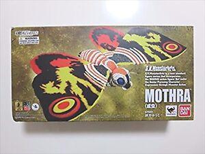 S.H.MonsterArts Mothra Action Figure Bandai F/S