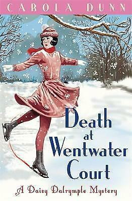 1 of 1 - Death at Wentwater Court by Carola Dunn (Paperback, 2009) New Book