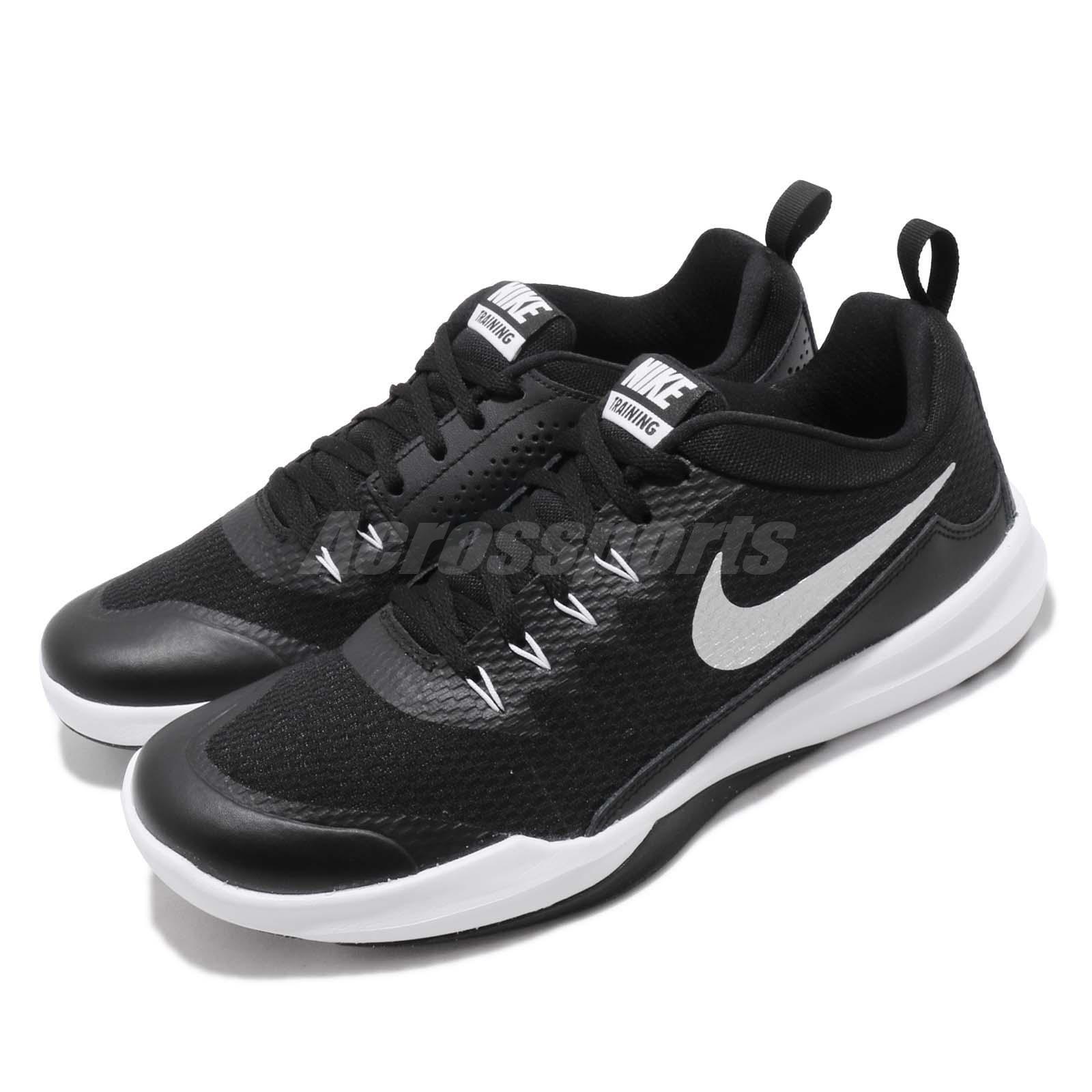 Nike Legend Trainer Black Silver White Men Men Men Cross Training shoes 924206-001 c5df53