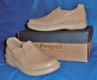 Propet, Bone Slip-on, Comfort Shoe,soft Leather Upper 8 1/2 X ( Eee ) In Box