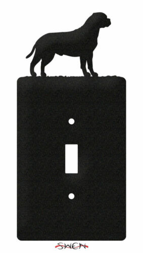 SWEN Products BULL MASTIFF DOG Light Switch Plate Covers